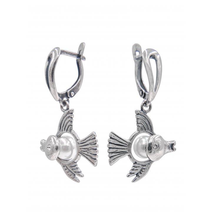 """Серьги 30325 """"Fish Earrings"""""""