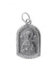 Нательная икона 40600-2005 Ангел-хранитель