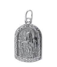Нательная икона 40600-2009 Икона Пресвятой Богородицы «Милующая»