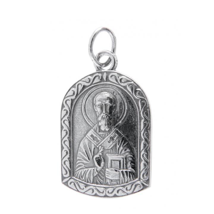 Нательная икона 40600-2015 Николай Угодник