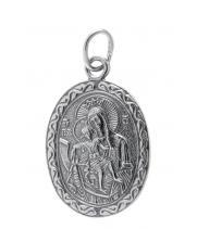 Нательная икона 40600-2026 Икона Пресвятой Богородицы «Милующая»