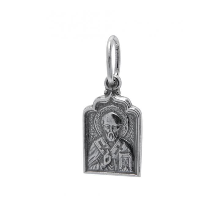 Нательная икона 40600-2027 Николай Угодник