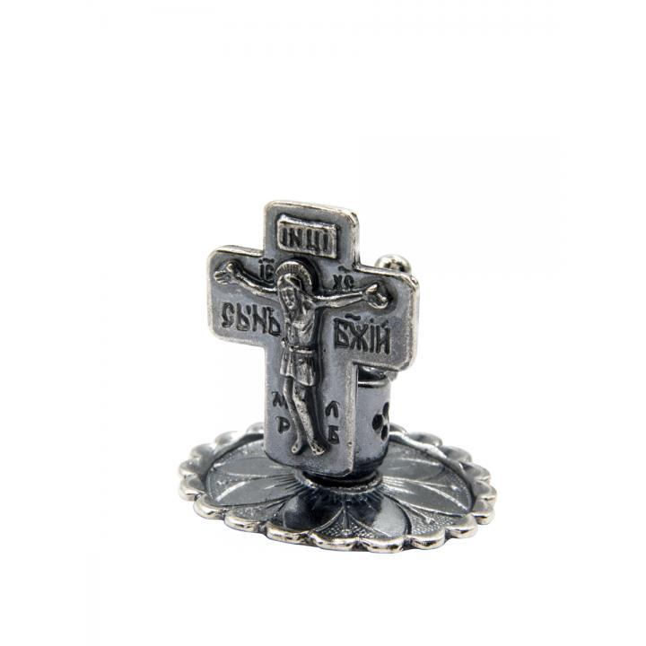 """Подсвечник 90187 """"Крест"""""""